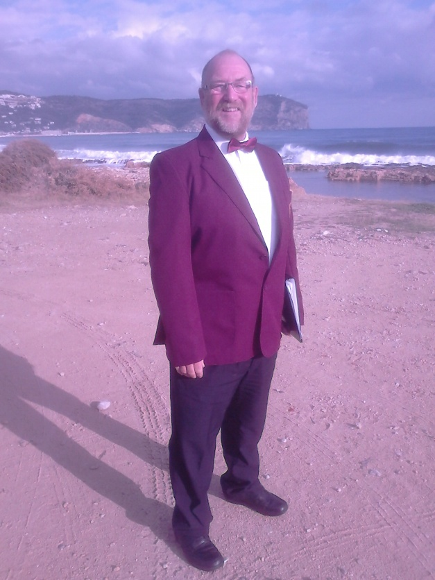 Costa Blanca Male Voice Choir's new member!